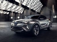 2015 Toyota C-HR Concept, 6 of 10