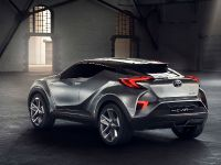 2015 Toyota C-HR Concept, 7 of 10