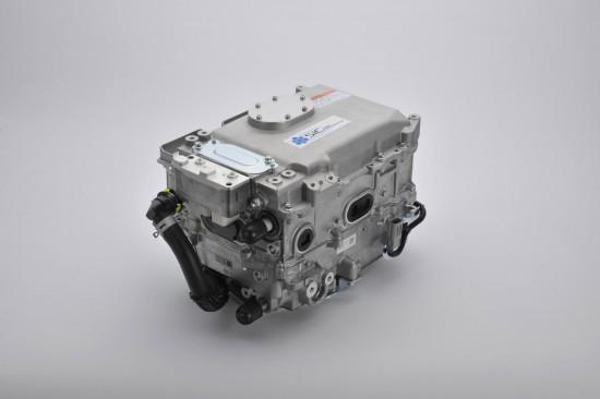 Toyota Camry Hybrid Prototype