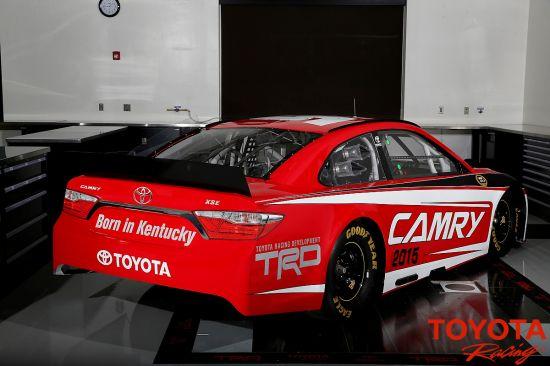 Toyota Camry NASCAR Sprint Cup Series Race Car