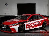 2015 Toyota Camry NASCAR Sprint Cup Series Race Car, 3 of 6