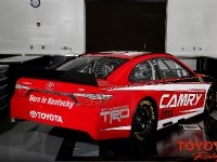 2015 Toyota Camry NASCAR Sprint Cup Series Race Car, 4 of 6