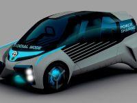 2015 Toyota FCV Plus Concept, 1 of 7