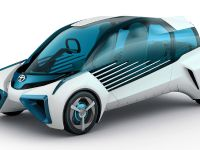 2015 Toyota FCV Plus Concept, 3 of 7
