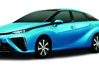 2015 Toyota Fuel Cell Sedan, 1 of 4