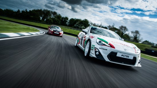 Toyota GT86 in classic liveries