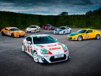 2015 Toyota GT86 in classic liveries, 2 of 39