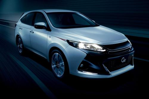 Тойота Харриер элегантность раскрывает 2015 г