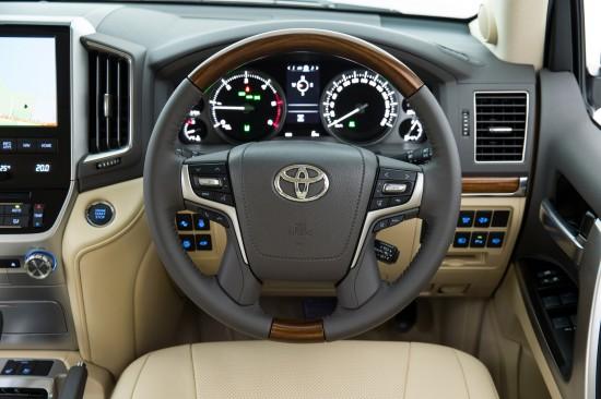 Toyota Land Cruiser Sahara
