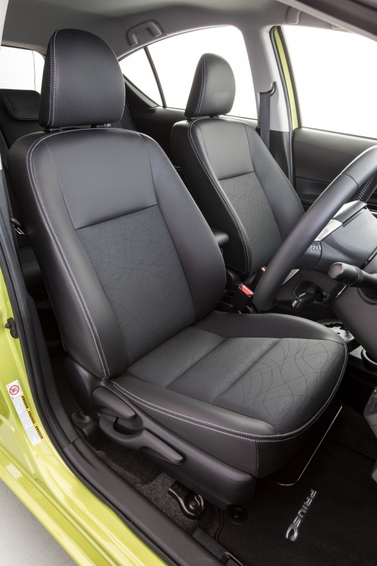 Toyota Prius c i-Tech