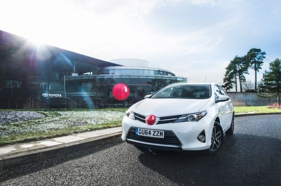 Toyota Red Nose Day