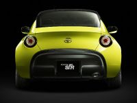2015 Toyota S-FR Concept, 8 of 15