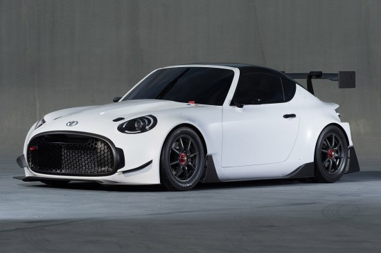 Toyota S-FR Sport Concept