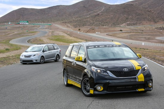 Toyota Sienna R-Tuned Concept