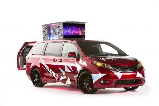 Toyota Sienna Remix