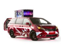 2015 Toyota Sienna Remix, 1 of 3