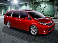 2015 Toyota Sienna, 1 of 6