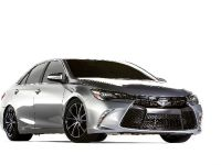 2015 Toyota Sleeper Camry, 3 of 8