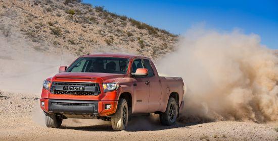 Toyota TRD Pro Series Tundra