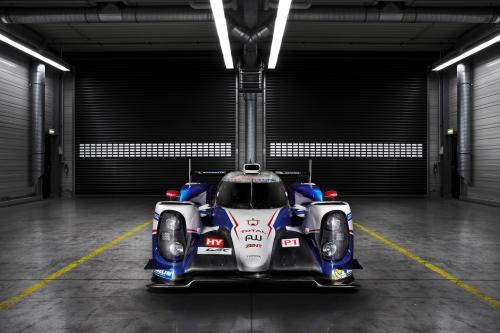 Тойота рейсинг подтверждает линейка для ФИА чемпионата мира по гонкам на выносливость