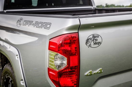Toyota Tundra Bass Pro Shops Off Road Edition