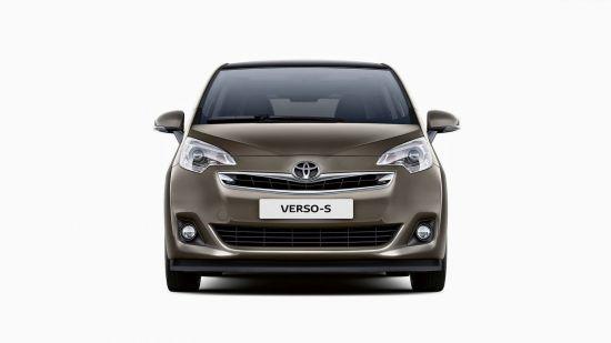 Toyota Verso-S MPV