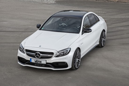 VAETH Mercedes-Benz C63 AMG
