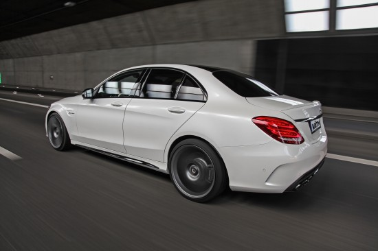 VAETH Mercedes-Benz C63 AMG