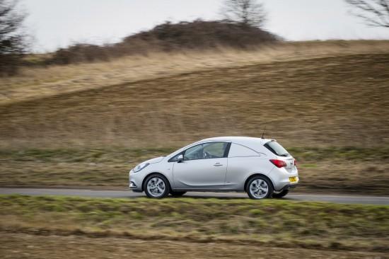 Vauxhall Corsavan