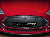 2015 Vilner Tesla Model S , 9 of 15