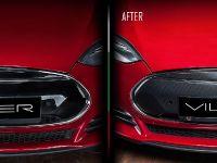2015 Vilner Tesla Model S , 15 of 15
