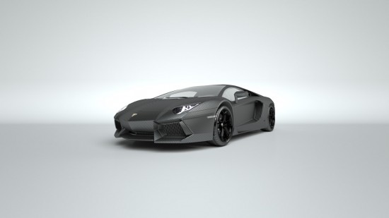 Vitesse Lamborghini Aventador