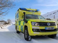 2015 Volkswagen Amarok ambulance, 1 of 2