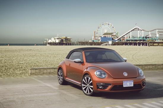 Volkswagen Beetle Concept Cars