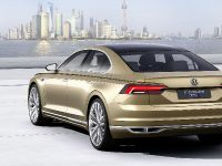 2015 Volkswagen C Coupe GTE Concept, 6 of 8