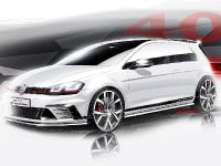 2015 Volkswagen Golf GTI Clubsport Sketches , 1 of 3