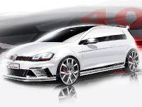 2015 Volkswagen Golf GTI Clubsport Sketches , 1 of 3