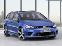 2015 Volkswagen Golf R Estate, 1 of 7