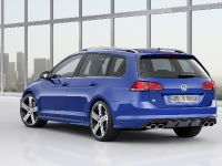 2015 Volkswagen Golf R Estate, 3 of 7