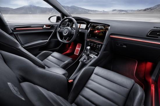 Volkswagen Golf R Touch concept