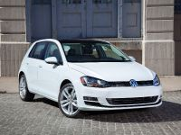 2015 Volkswagen Golf TDI, 1 of 12