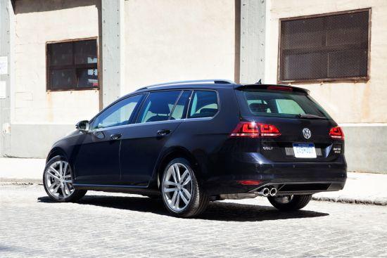 Volkswagen Golf VII SportWagen