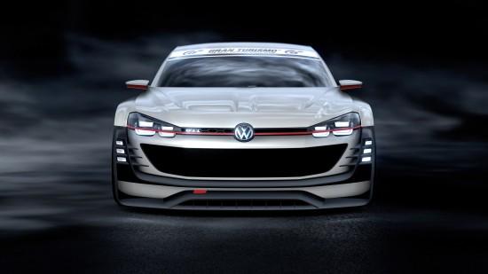 Volkswagen GTI Supersport Vision Gran Turismo Concept