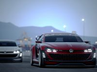 2015 Volkswagen GTI Supersport Vision Gran Turismo Concept, 5 of 11