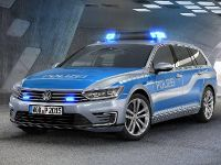 2015 Volkswagen Passat GTE Plug-in-Hybrid German Police, 1 of 2