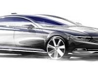 2015 Volkswagen Passat Sketches , 2 of 3
