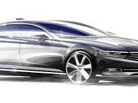 2015 Volkswagen Passat Sketches , 2 of 3