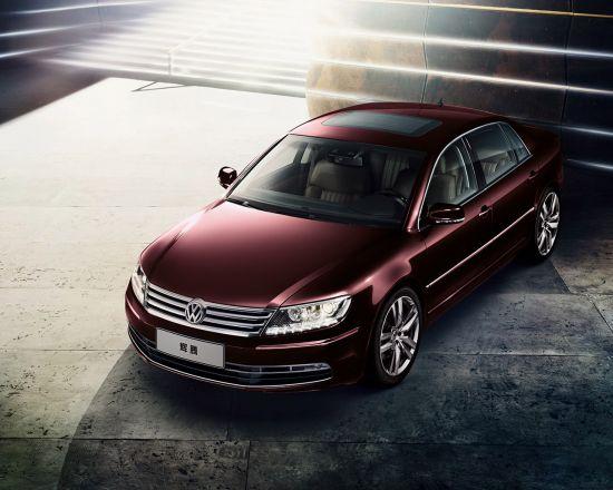 Volkswagen Phaeton facelift