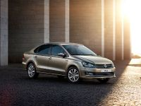 2015 Volkswagen Polo Sedan , 3 of 9