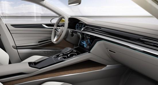 Volkswagen Sport Coupe GTE Concept